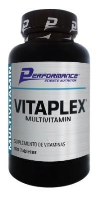 VITAPLEX 100CAPS / PERFORMANCE