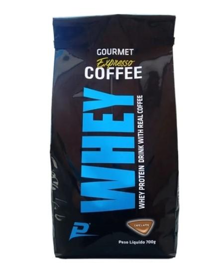WHEY GOURMET CAFÉ COM LEITE 700G - PERFORMANCE