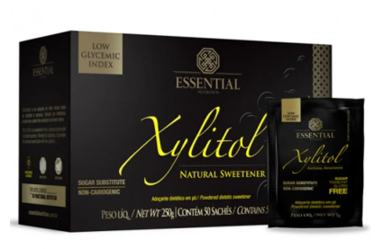 XYLITOL SACHE 5G - ESSENTIAL