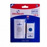 CAMPAINHA DIGITAL S/FIO DING-DONG 80M CA-2083 DECORLUX