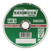 """DISCO CORTE P/FERRO CAB32 12"""" X 1/8"""" X 1"""" REDESCOR"""
