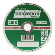 """DISCO CORTE P/FERRO   7""""X1/8X  7/8""""S13 REDESCOR"""