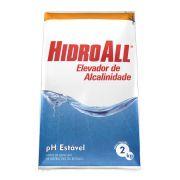 ELEVADOR DE ALCALINIDADE 2 KG 1258PCOR HIDROALL