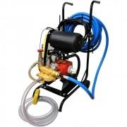 LAVADORA LAV 400 3P MONOF COMPLETA 2HP LAV400F PRESSURE