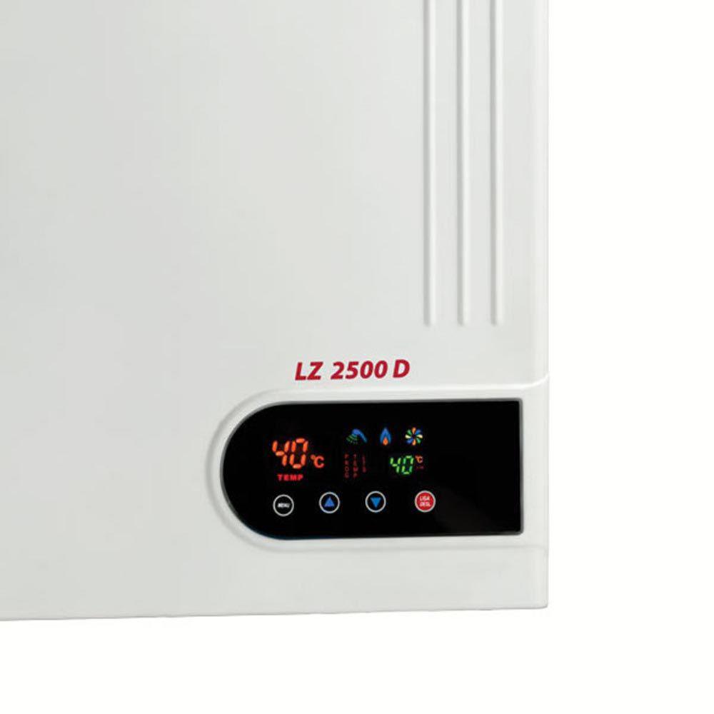 AQUECEDOR A GAS LZ 2500D ELETR.23,5L LORENZETTI1
