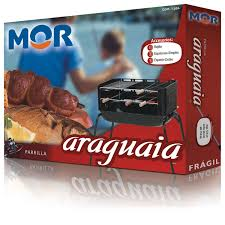 CHURRASQUEIRA ARAGUAIA REF 3007 MOR