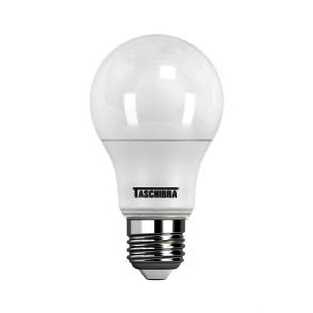 LAMPADA LED A60 TKL60/900 100-240V 8W 810LM  6500K TASCHIBRA