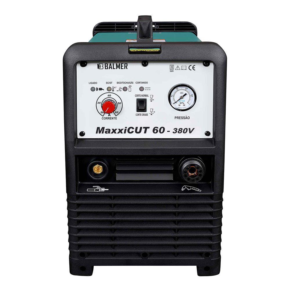 MAQ INV PLASMA MAXXICUT 60 20-60A 380V TRIF 30055631 BALMER