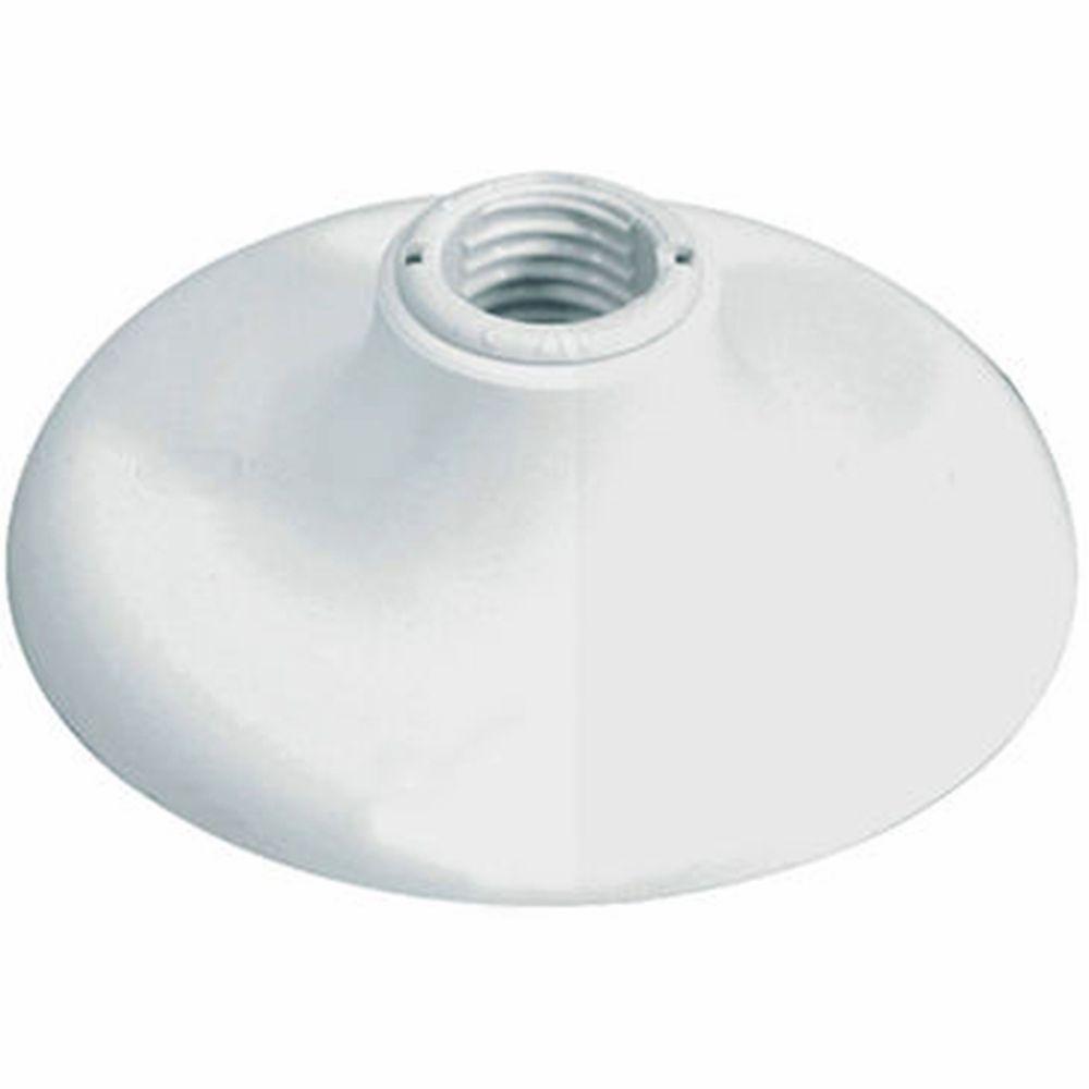 PLAFON RESID. P/LAMPADA 100 W BRANCO TASCHIBRA