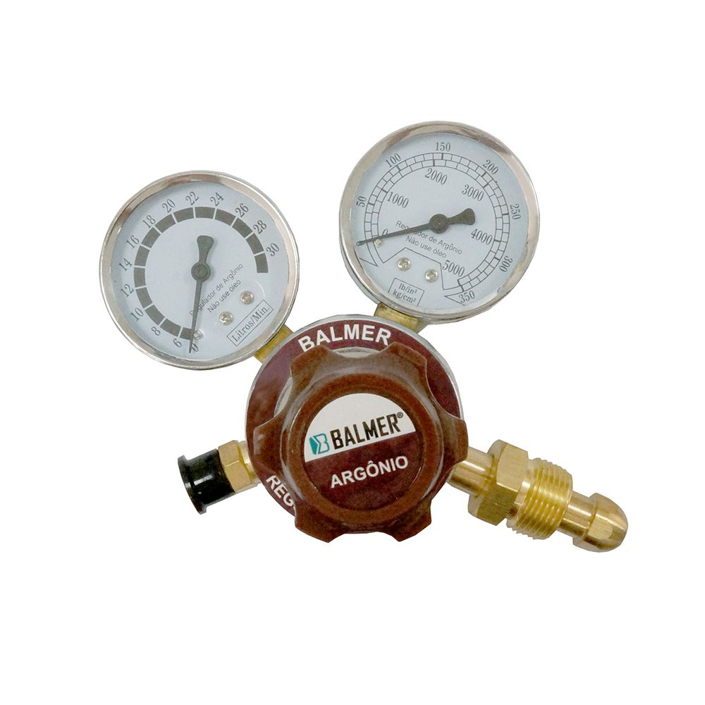 REGULADOR DE GAS ARGONIO 1C008-0007 30216191BALMER