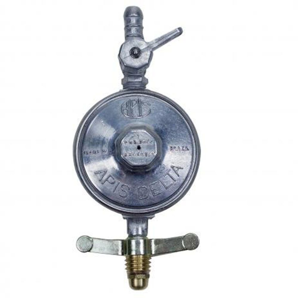 REGULADOR GAS C/MANG 1,20M+BRAC.31568 DELTA