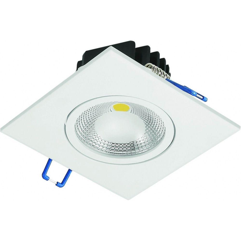 SPOT LED 5W EMB QUAD 33371 6500K  CRISTALLUX