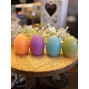 Kit 04 velas - Egg Candles