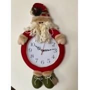 Relógio de Parede Noel (Perninhas)