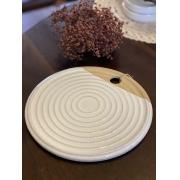 Tábua Decorativa em Cerâmica