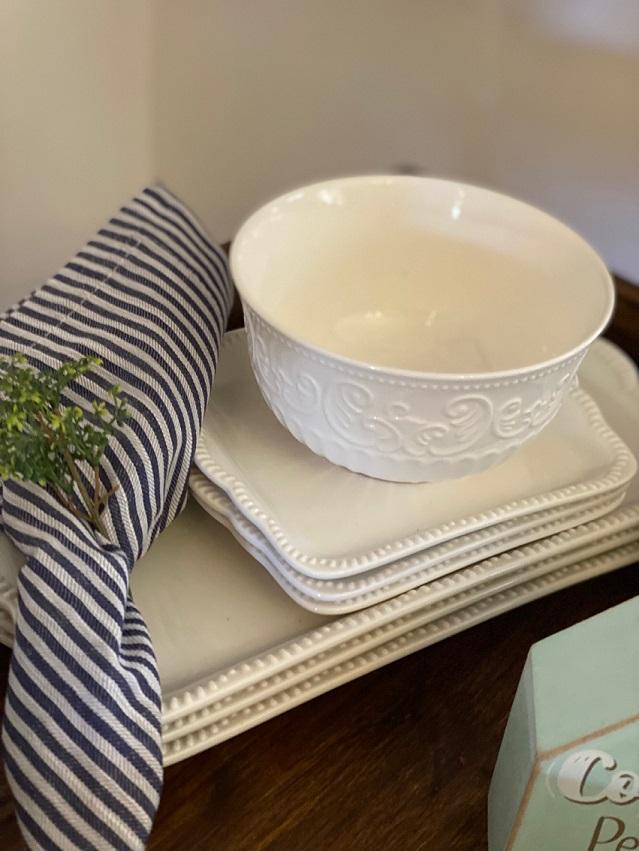 Bowl de Porcelana