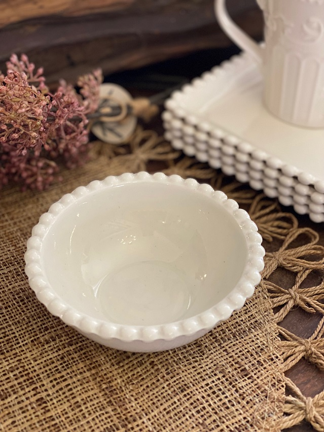 Bowl de Porcelana Redondo - Dots