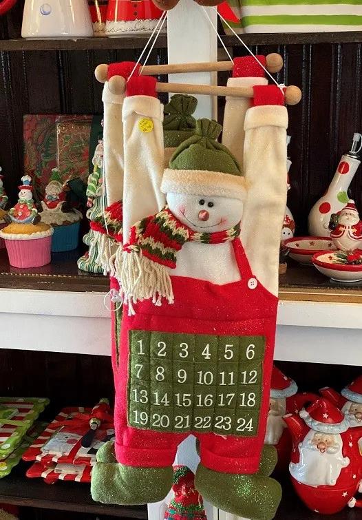 Calendario Snow