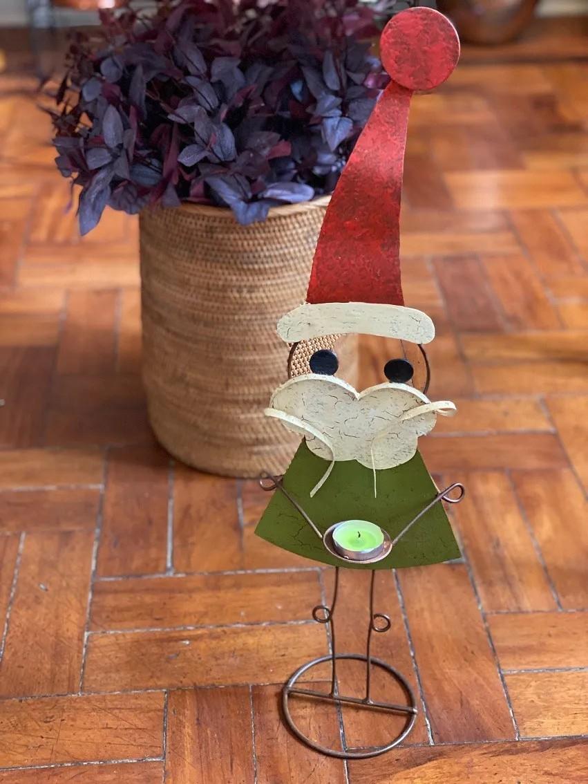 Castiçal Mesa e Chão - Menino Noel