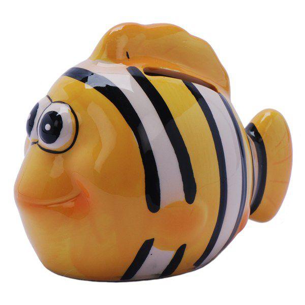 Cofrinho Peixe