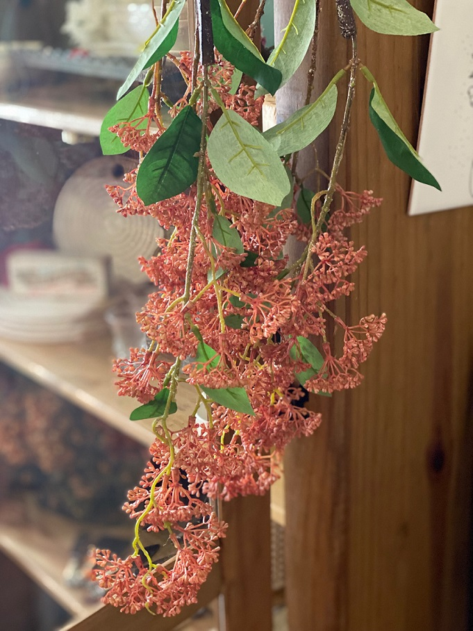 Galho flor sementinha