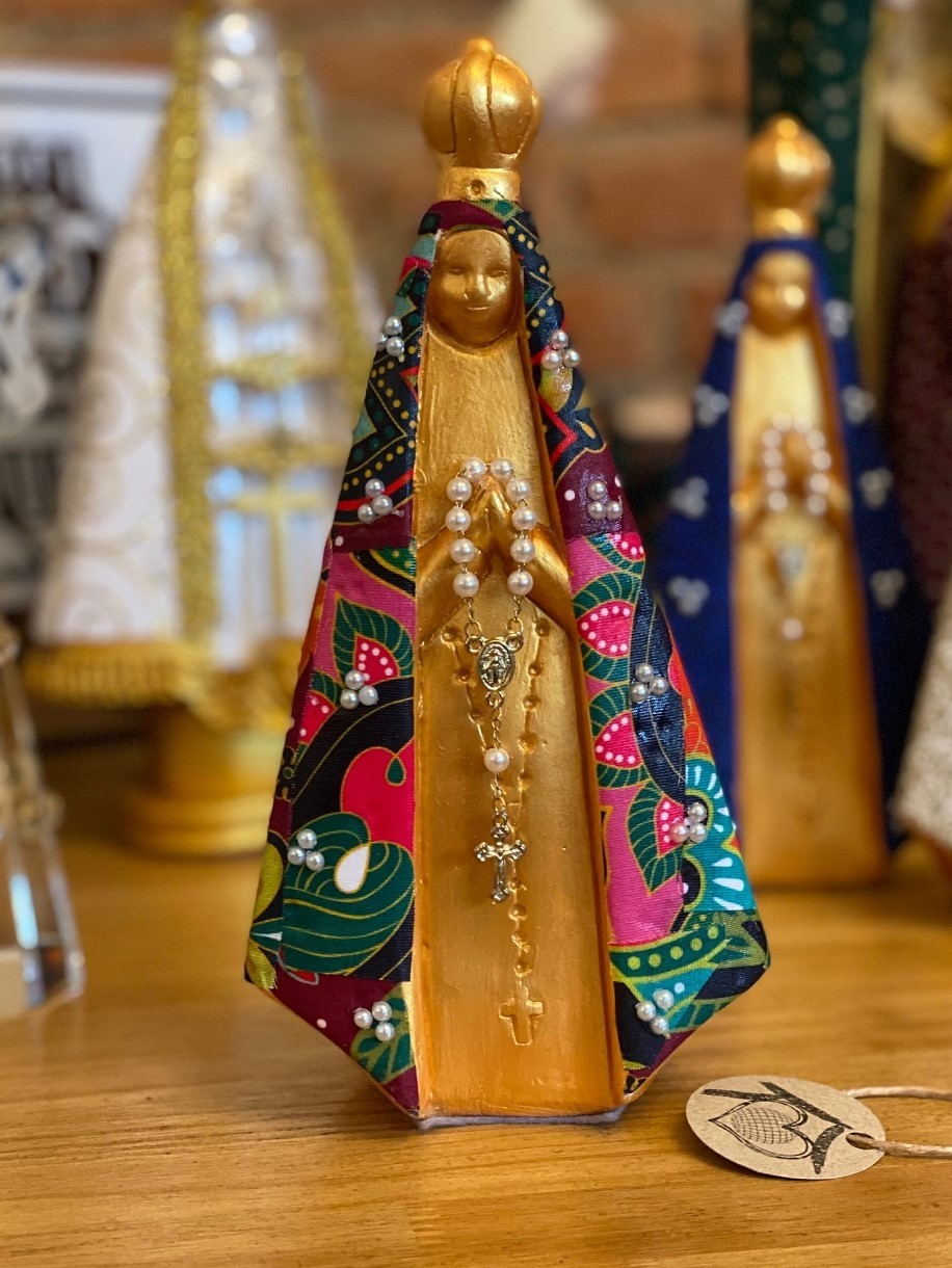 Nossa Senhora Aparecida pequena