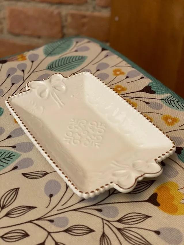 Petisqueira de Cerâmica - Laços