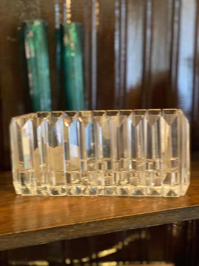 Porta Velas Cristal