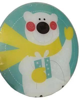 Tábua de Vidro Amigo Urso