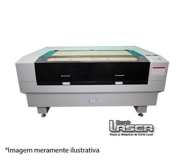 MÁQUINA DE CORTE A LASER 150Ws  TUBO 7500HR MODELO  GS-1490