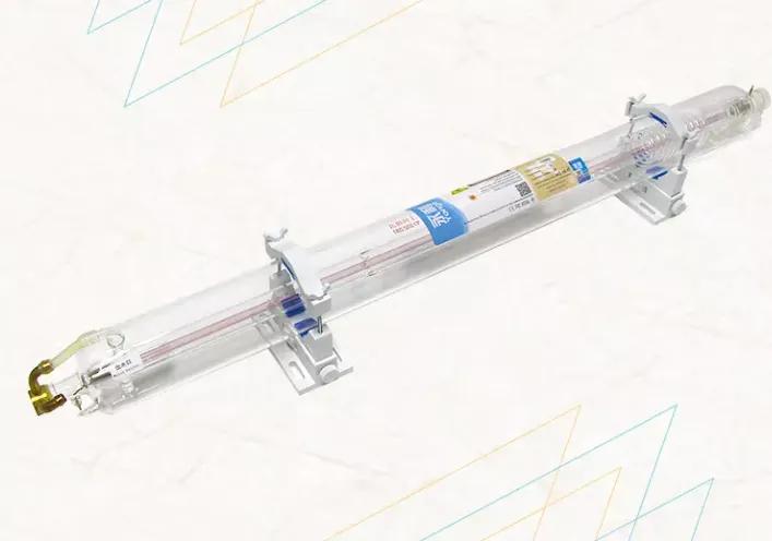 Tubo laser CO2 40W  YONGLI 7500 HORAS