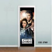 Adesivo De Porta Star Wars - Episódio V