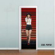 Adesivo De Porta Taylor Swift mod05