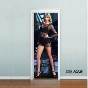 Adesivo De Porta Taylor Swift mod02
