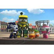 Painel Lona Robot Trains mod02