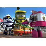 Painel Lona Robot Trains mod03