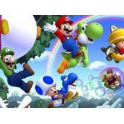Painel Lona Super Mario Bross mod02