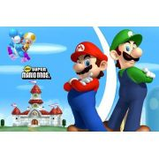 Painel Lona Super Mario Bross mod05