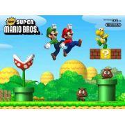 Painel Lona Super Mario Bross mod06