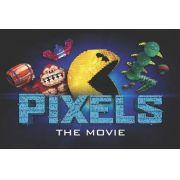 Painel Lona Pixels mod01
