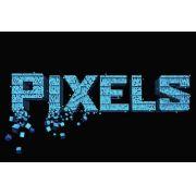 Painel Lona Pixels mod02