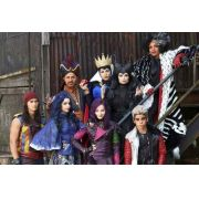 Painel Lona Disney Descendentes mod01