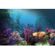 Painel Dinotrux 02 0001329 P Painel De Festa Marca Fundo Do Mar