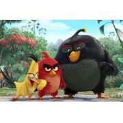 Painel Decorativo Festa Angry Birds O Filme #01