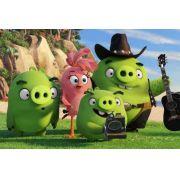 Painel Decorativo Festa Angry Birds O Filme #02