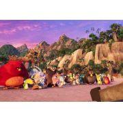 Painel Decorativo Festa Angry Birds O Filme #04