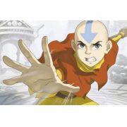 Painel Decorativo Festa Avatar Korra Aang #01