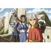 Painel Decorativo Festa Avatar Korra Aang #02