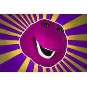 Painel Decorativo Festa Barney E Seus Amigos #04