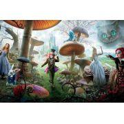 Painel Decorativo Festa Alice no País das Maravilhas #04